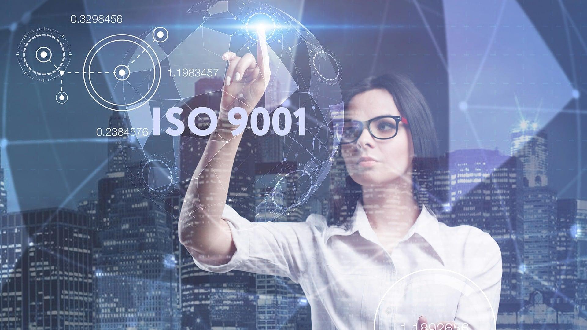 Certificação ISO 9001-2015 para Transportadoras